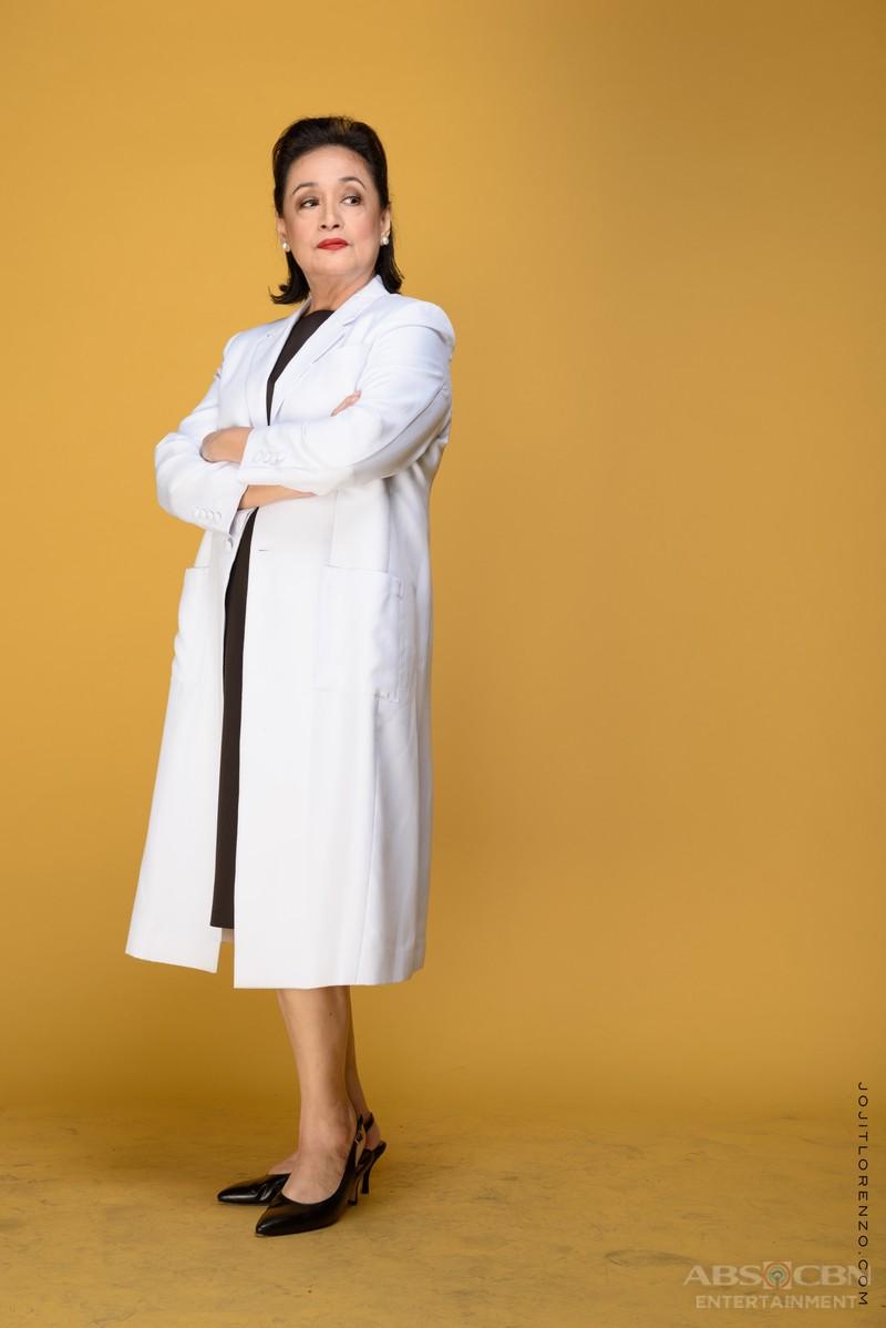 PICTORIAL PHOTOS: Coney Reyes as Dra Margaret