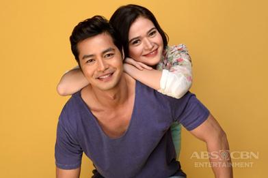 PHOTOS: Zanjoe and Bela as Jude and Clara in My Dear Heart