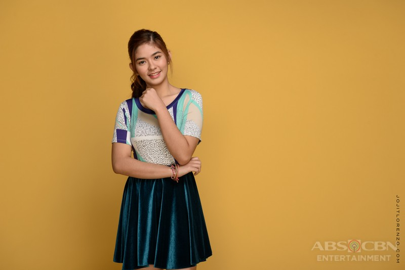 GLAM SHOTS: Loisa Andalio as Agatha in My Dear Heart