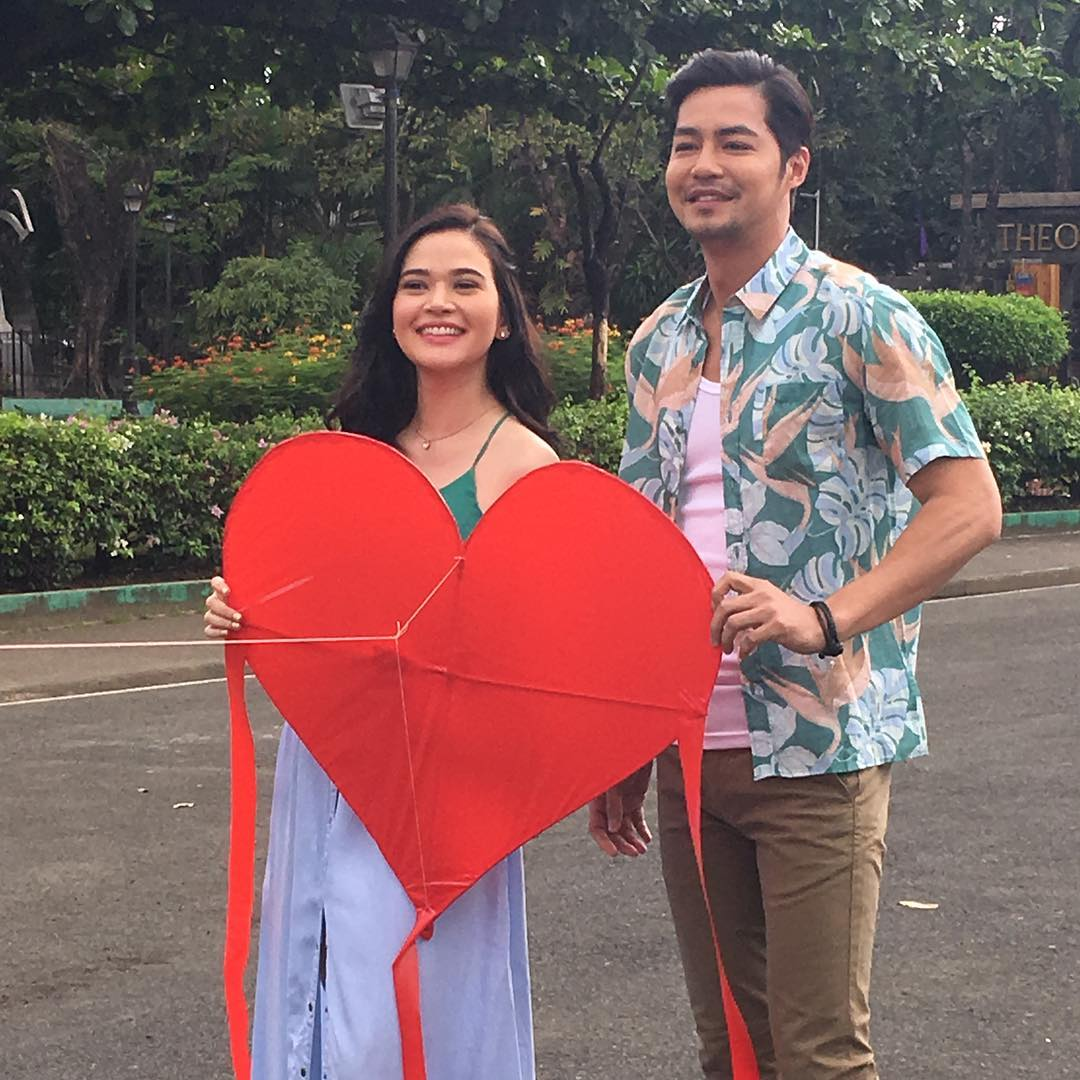 PHOTOS: My Dear Heart stars fly kites in 2017 Summer SID