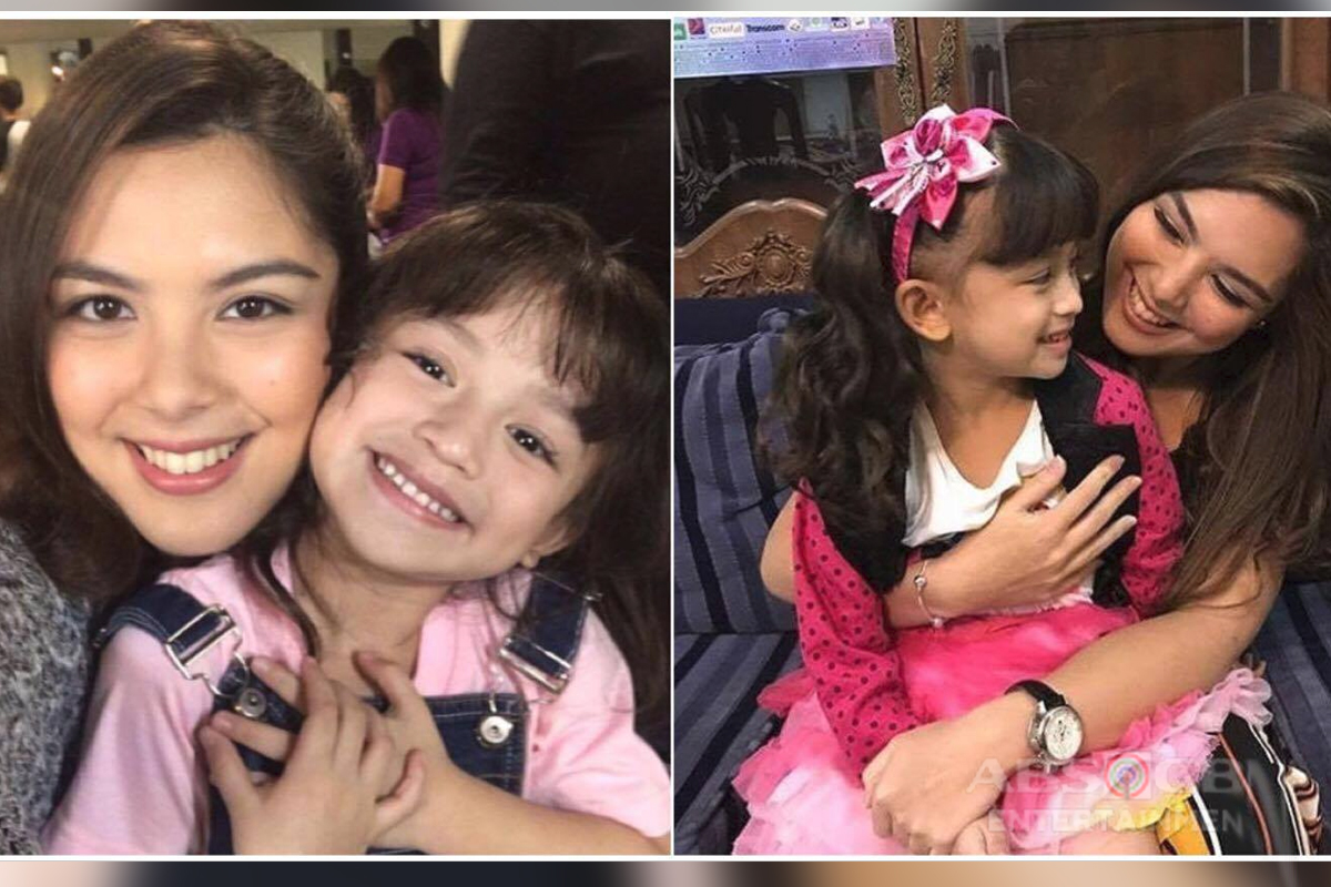 PHOTOS: Ria and Heart's bonding moments off cam