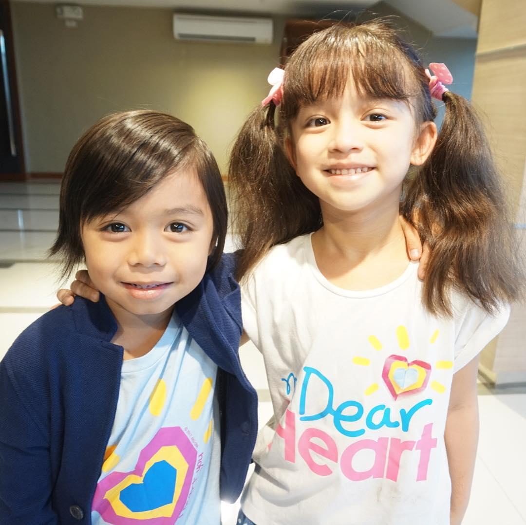 """""""My Dear Heart"""" pinasaya ang mga pasyente sa Heart Center"""